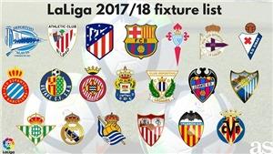 Bảng xếp hạng và kết quả bóng đá Tây Ban Nha La Liga