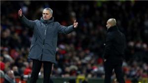 Mourinho: 'M.U bị tước một quả penalty. Man City đã ghi 2 bàn xấu xí'