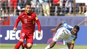 U23 Việt Nam 4-0 U23 Myanmar: Quang Hải hay nhất trận. Công Phượng quá quan trọng
