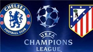 Link xem trực tiếp trận Chelsea - Atletico Madrid (02h45, ngày 6/12)