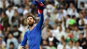 Ngạc nhiên chưa? Messi chưa một lần được CĐV Real Madrid vỗ tay như với Ronaldinho