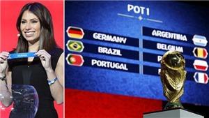 Góc Marcotti: Nếu cần sự căng thẳng và kịch tính, World Cup 2018 sẽ đáp ứng tất cả