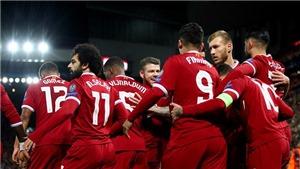 Video clip highlights bàn thắng trận Liverpool 7-0 Spartak Moscow