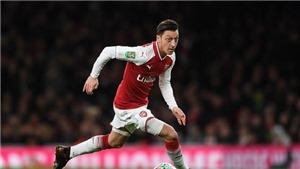 Chuyển nhượng Arsenal ngày cuối: Mua Aubameyang, bán Giroud, Oezil đồng ý gia hạn