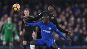 Chelsea 0-0 Leicester: Chơi hơn người, Chelsea vẫn hòa không bàn thắng với Leicester