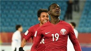 Nhận diện tiền đạo nguy hiểm nhất của U23 Qatar, 'ác mộng' của U23 Trung Quốc
