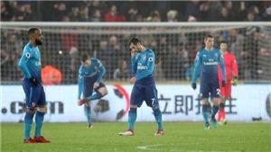 Video clip highlights bàn thắng trận Swansea 3-1 Arsenal: Mkhitaryan ra mắt bằng thất bại