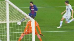 Conte: 'Messi là siêu cầu thủ, 50 năm mới có 1 người'. Courtois: 'Điểm yếu của thủ môn là háng'
