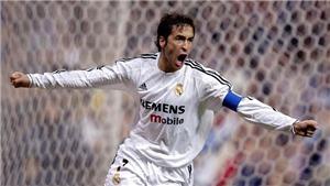 Raul Gonzalez đã làm HLV, mơ thay Zidane dẫn dắt Real Madrid