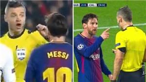 CẬP NHẬT tối 19/3: 'Messi được trọng tài đối xử đặc biệt'. Mourinho cãi nhau to với học trò