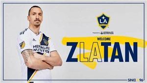 SỐC!!! Rời M.U, Ibrahimovic nhận lương cực thấp ở LA Galaxy