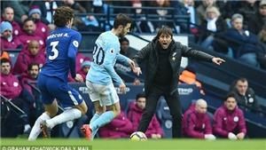 ĐIỂM NHẤN Man City 1-0 Chelsea: Vô địch sớm vì Champions League. Chelsea thiếu quyết tâm, bệ rạc