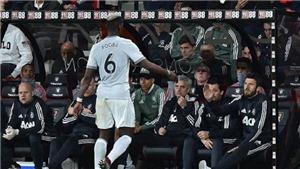 M.U: Thêm bằng chứng cho thấy mâu thuẫn giữa Pogba và Mourinho là rất lớn