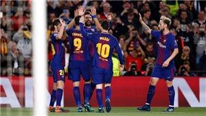Video bàn thắng và highlights Barca 4-1 Roma: Messi im tiếng nhưng người Ý 'tặng quà'