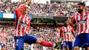 Vì sao Griezmann khiến Real Madrid câm nín bằng màn ăn mừng cực 'dị'?