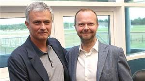 Mourinho được cấp ngân quỹ 'khủng' để thay máu M.U mùa Hè này