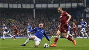 Everton 0-0 Liverpool: Vắng Salah, Liverpool đánh rơi nhịp chiến thắng