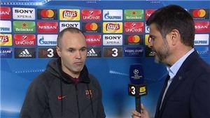 Barca nhận tin buồn từ Iniesta, Valverde xin lỗi CĐV