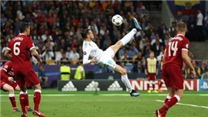 Giải mã bàn thắng kiểu xe đạp chổng ngược của Gareth Bale vào lưới Liverpool