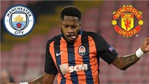 Vì sao Man City từ chối mua Fred, cầu thủ sắp gia nhập M.U?