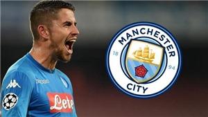 Chi 50 triệu euro, Man City sẽ có Jorginho trong tuần này