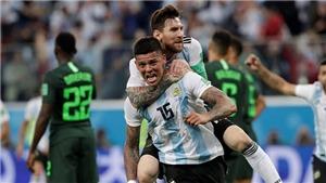Messi: 'Argentina không đáng bị loại. World Cup giờ mới bắt đầu với chúng tôi'
