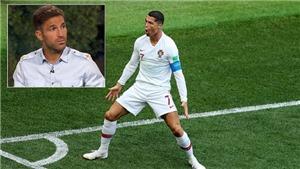 Fabregas 'nghi ngờ' chất lượng các bàn thắng của Ronaldo ở World Cup 2018