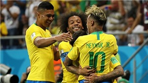 Cục diện bảng E: Brazil vẫn có thể bị loại, cơ hội chia đều cho 3 đội