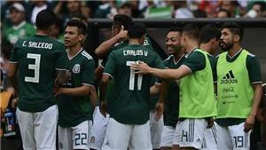 9 tuyển thủ Mexico bị chỉ trích 'vô đạo đức' vì thác loạn với gái mại dâm