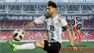 THỐNG KÊ: Argentina cực kỳ phụ thuộc vào Messi, không thể dựa vào ai khác