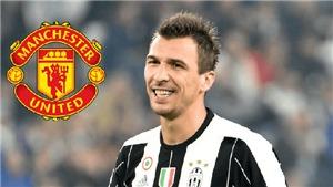 CHUYỂN NHƯỢNG M.U 5/7: Không còn mặn mà với Ronaldo, ép Juve nhả Mandzukic, đạt thỏa thuận mua Alex Sandro