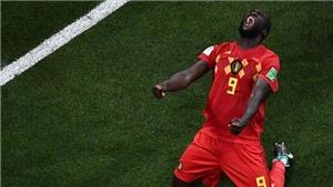 Lukaku gây sốt với pha kiến tạo... không cần chạm bóng, giúp Bỉ thắng ngược Nhật Bản