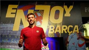 Tân binh Clement Lenglet có chạnh lòng vì clip chào mừng 'tệ chưa từng thấy' từ Barca?