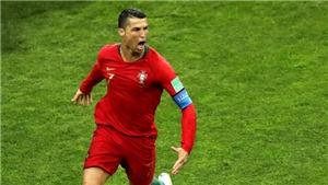 Top cầu thủ chạy nhanh nhất ở World Cup 2018: Ronaldo dẫn đầu, Mbappe không có tên