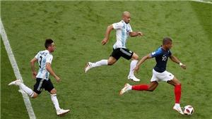 Pha dẫn bóng của Mbappe được so sánh với tình huống của Ronaldo 'béo' cũng trước... Argentina