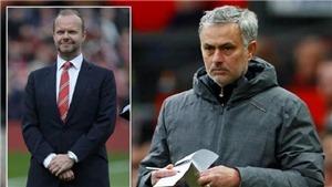 Mourinho mâu thuẫn tột độ với Ed Woodward vì chuyển nhượng M.U