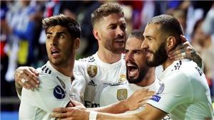 Trực tiếp Real Madrid vs Getafe (03h15, 20/8)