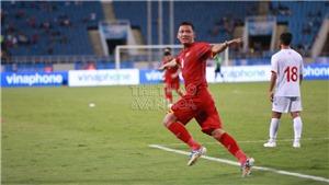 U23 Việt Nam 1-0 U23 Oman: Văn Hậu lập siêu phẩm, giúp U23 Việt Nam giành chiến thắng