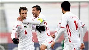 Xem trực tiếp U23 Uzbekistan vs U23 Palestine (16h30,05/8)