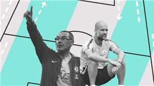Maurizio Sarri: 'Guardiola là HLV xuất sắc nhất thế giới'