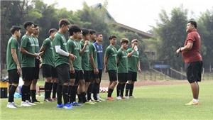 HLV Thái Lan yêu cầu học trò không được sợ hãi khi gặp 'bại tướng của U23 Việt Nam'