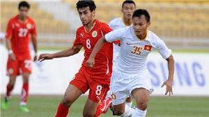 ĐỐI ĐẦU: U23 Việt Nam từng khiến U23 Bahrain thảm bại ở ASIAD