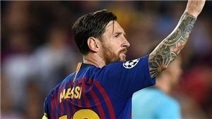Vòng bảng Champions League: Messi và bộ ba nguyên tử của Liverpool xác lập thống kê khủng