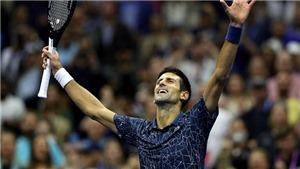 Đánh bại Del Potro đầy thuyết phục, Novak Djokovic vô địch US Open 2018