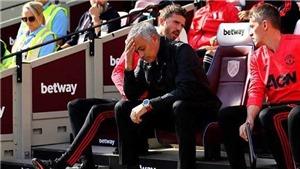 Thời điểm Mourinho bị M.U sa thải: Ronaldo sẽ là người 'đặt dấu chấm hết'