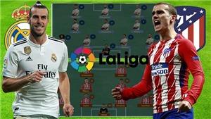 Link xem trực tiếp Real Madrid vs Atletico Madrid (01h45, 30/9)