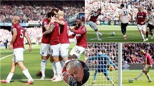 Video West Ham 3-1 M.U: Pogba đá tệ, hàng thủ kém, Mourinho sắp bị sa thải