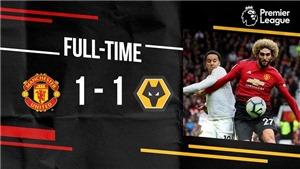Vòng 6 Premier League: M.U hòa 1-1 trước đội mới thăng hạng, Liverpool và Man City thắng đậm