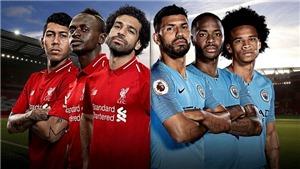 Hàng công của Liverpool và Man City hoạt động khác nhau như thế nào?