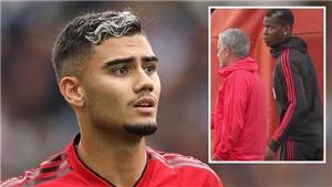 Andreas Pereira tiết lộ sự thật bất ngờ về vụ Mourinho mâu thuẫn với Pogba
